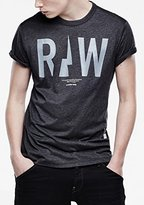G Star Men's Righeatherex R T Short Sleeve Tees