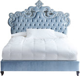 Haute House Julia Queen Tufted Bed