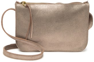 Madewell Simple Suede Crossbody Pouch