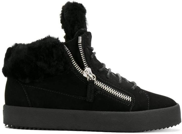 Giuseppe Zanotti Design Kriss mid-top snealers