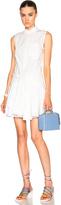 Derek Lam 10 Crosby Cotton Poplin Dress