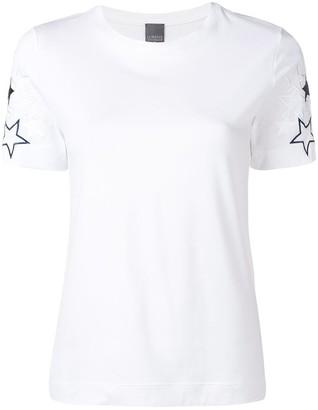 Lorena Antoniazzi star print T-shirt