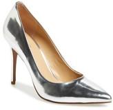 MICHAEL Michael Kors Women's Claire Metallic Pointy Toe Pump