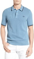 Fred Perry Men's Slim Fit Tipped Polo