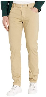 Scotch & Soda Ralston - Clean Garment Dyed Colors (Sand) Men's Jeans