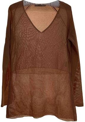 Alberta Ferretti Camel Knitwear for Women