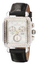 Sartego Women's SDMP195B Diamond Collection Swiss Quartz Movement Watch