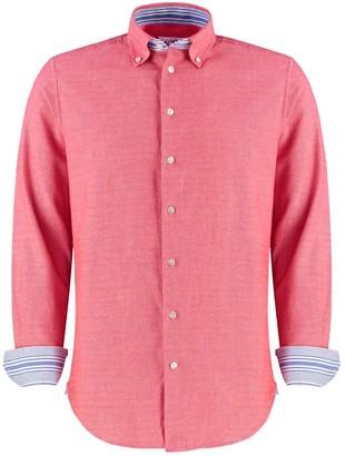 Coral Red 'Kabisa Moran' Shirt