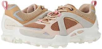ECCO Sport BIOM C Trail Runner (Gravel/Volluto/White) Women's Shoes