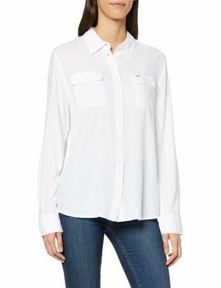 Wrangler Women's Utility Shirt Blouse