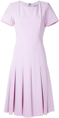 Olympiah Salci pleated dress