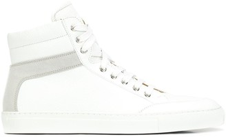 KOIO The Primo Bianco hi-top sneakers