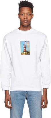 Carne Bollente White La Grande Derouille Long Sleeve T-Shirt