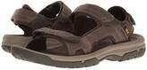 Teva Langdon Sandal (Walnut) Men's Sandals