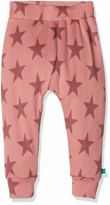 Fred's World by Green Cotton Baby Girls' Star Pants Trouser