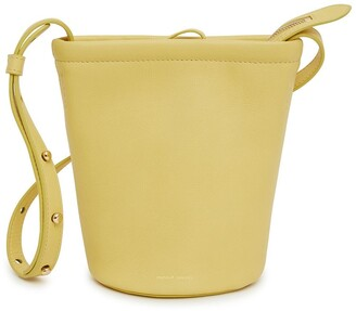 Mansur Gavriel Mini Zip Bucket Bag