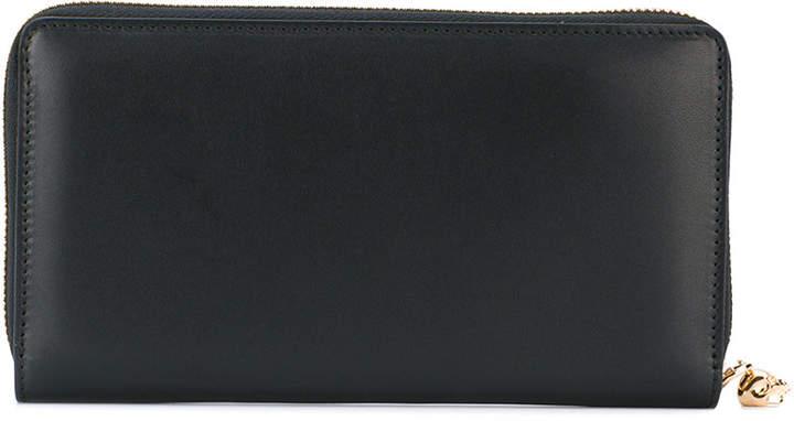 Alexander McQueen zip-around wallet