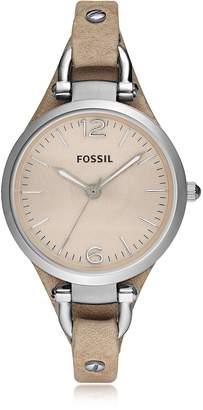 Fossil Georgia Riley Stainless Steel Women's Watch