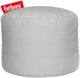 Fatboy The Point Stonewashed Pouf - Silver Grey