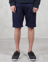 Stone Island LDAUM Bermuda Shorts with Hidden Pocket