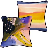 Urban Road Farewell Cushion