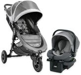 Baby Jogger City Mini GT Travel System in Steel Grey