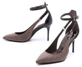 Brian Atwood Marella Ankle Strap Pumps