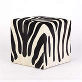 Design Within Reach Zebra Cube