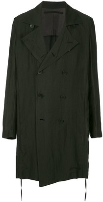 Julius Oversized Double-Breasted Coat