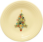 Fiesta Christmas Tree Lunch Plate