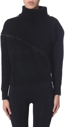 Taverniti So Ben Unravel Project Turtleneck Sweater