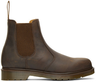 Dr. Martens Brown 2976 Chelsea Boots