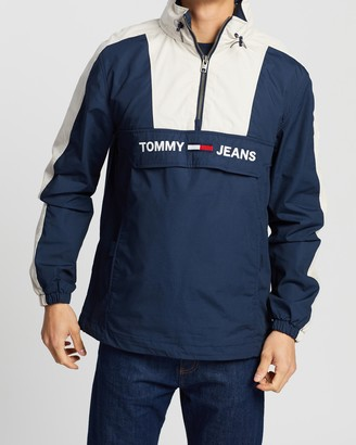 Tommy Jeans Colorblock Popover