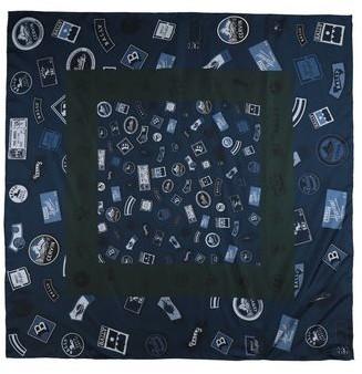 Bally Square scarf