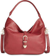 INC International Concepts Madelynn Buckle Hobo, Created for Macy's