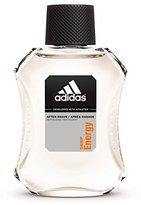 adidas Male Personal Care Deep Energy After Shave, 3.4 Fluid Ounce