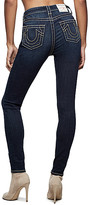 True Religion Women's Denim Pants and Jeans THIGH - Thigh High Jennie Big T Skinny Jeans - Women
