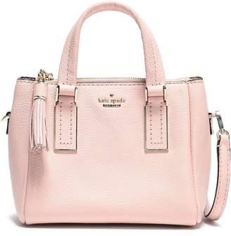 Kate Spade Pebbled-leather Shoulder Bag
