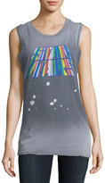 Junk Food Clothing Star Wars Graphic Muscle Tank