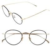 Derek Lam Women's 47Mm Optical Glasses - Black