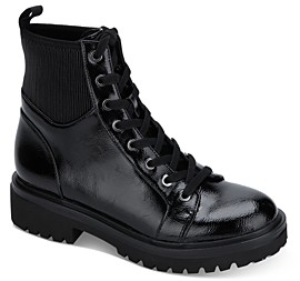 Kenneth Cole Women's Rhode Lace Up Boots
