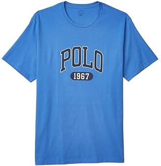 Polo Ralph Lauren Big & Tall Big Tall Jersey T-Shirt (Scottsdale Blue) Men's T Shirt