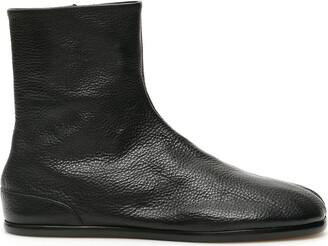 Maison Margiela Tabi Flat Boots