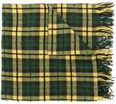 Our Legacy checked scarf