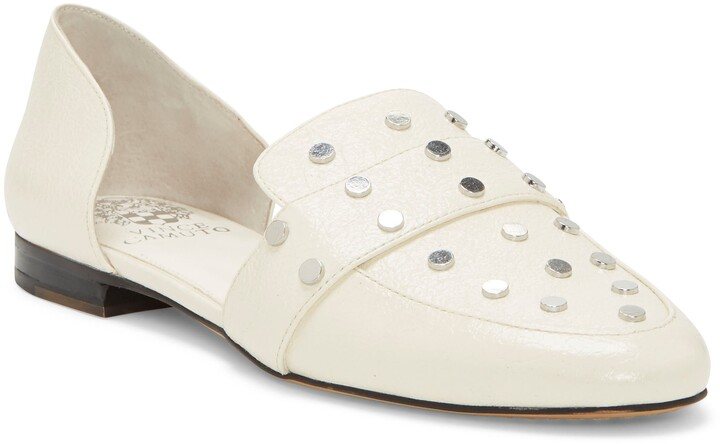Vince Camuto Wenerly Studded d'Orsay Loafer