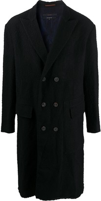 Ziggy Chen Double-Breasted Coat
