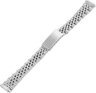 Hadley Roma Hadley-Roma Women's LB5392RWSQ 14 Bracelet Link Style Watchband