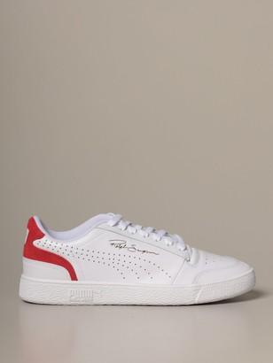 Puma Ralph Sampson Lo Pref Leather Sneakers