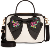 Betsey Johnson Bow Small Lunch Tote, a Macy's Exclusive Style