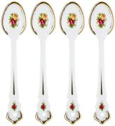 Royal Albert Old Country Spoon Set - Roses - 5.9""